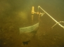 Místo pro sochu pod vodou