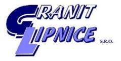 Granit Lipnice (lom Božanov)