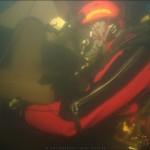 Potápění Ferdinandova sloupu
