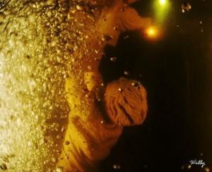 Socha pod vodou - Setkání sv. Jana Nepomuckého s andělem
