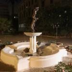 Fontána v Římě
